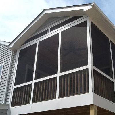 Dream Builders Deck Porch Builder In Fredericksburg Virginia